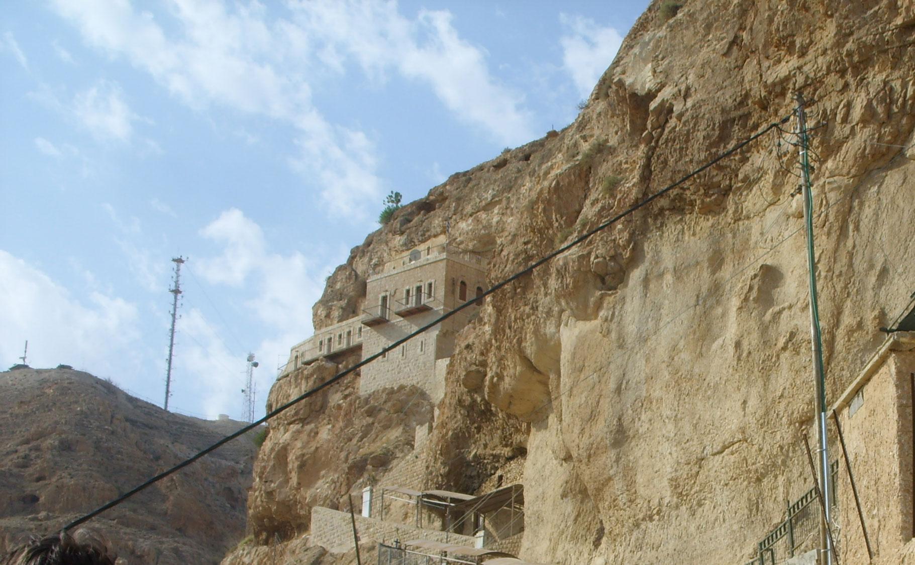 Монастырь св. пророка Елисея