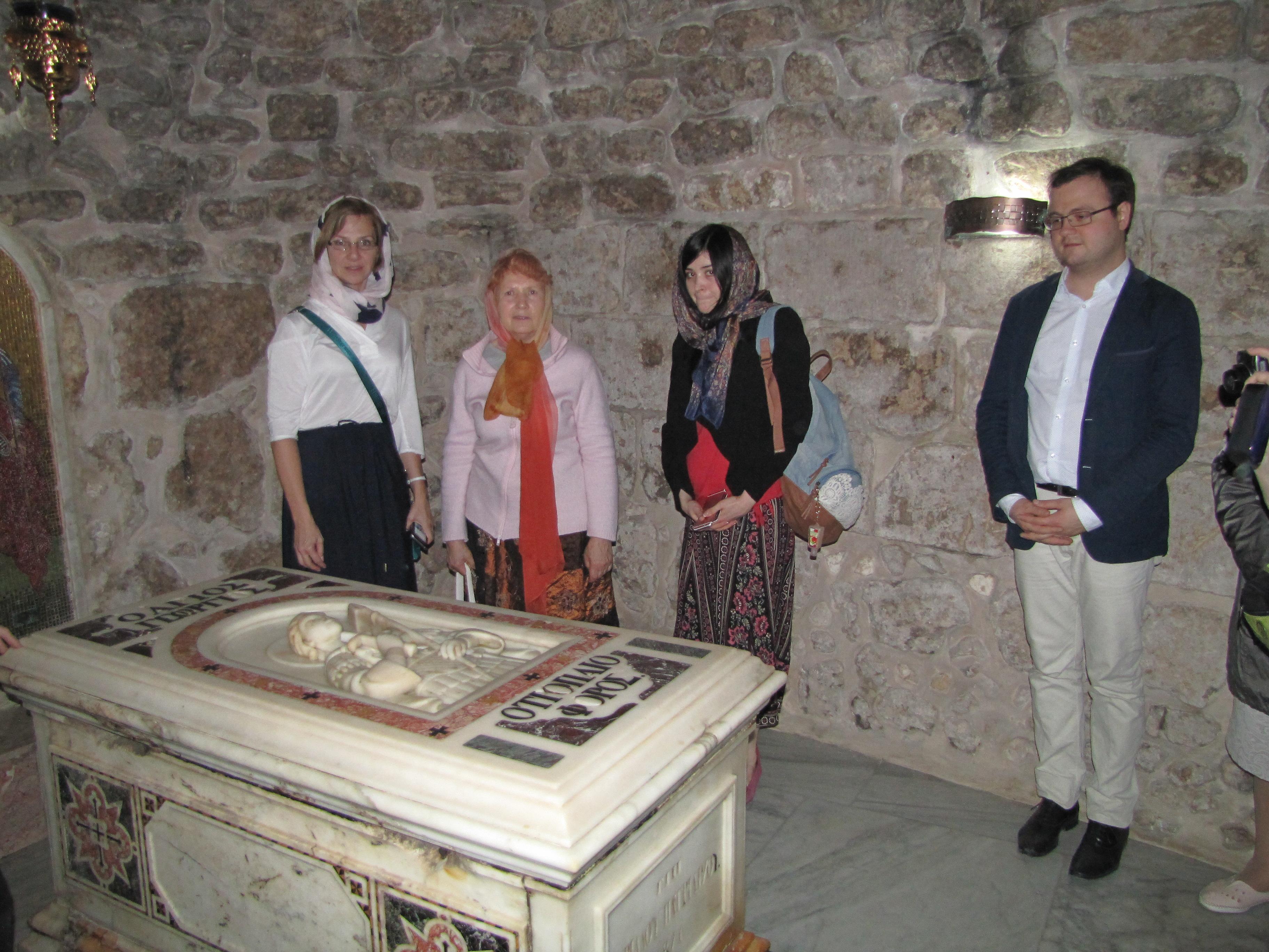 Гробница Георгия Победоносца