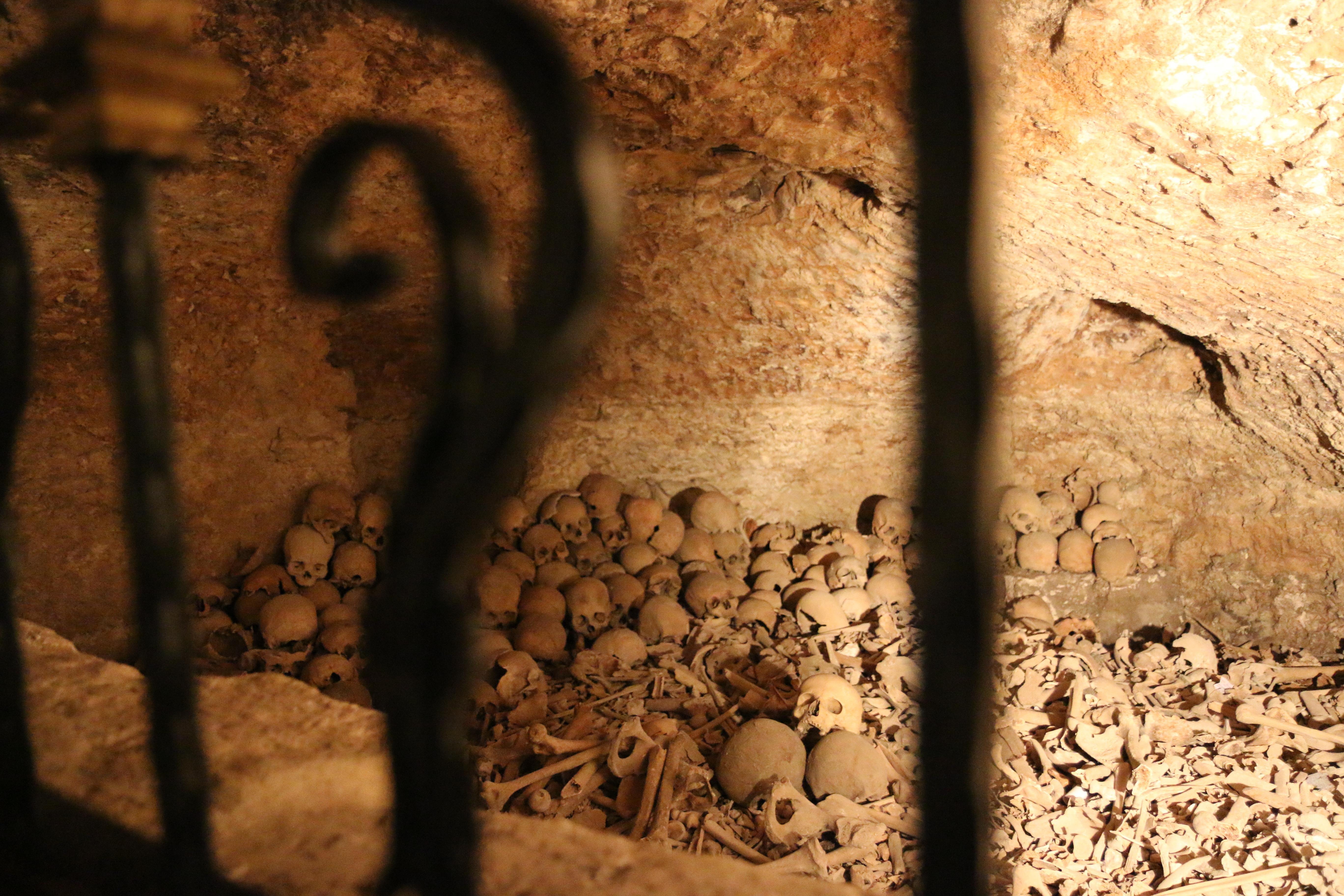 Пещера невинно убиенных младенцев